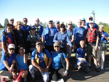 2015 Richmond Food Bank Volunteers team
