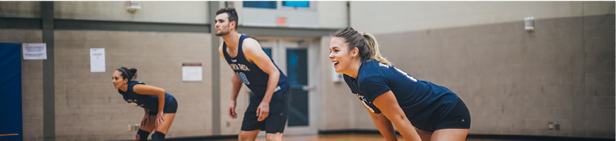 Cross Volleyball | UBC Recreation