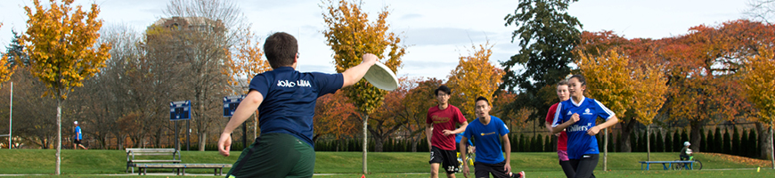Intramurals Ultimate | UBC Recreation