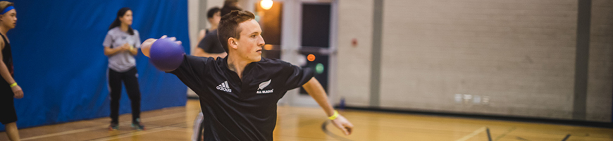 Dodgeball | UBC Recreation