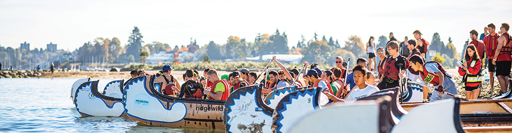 Day of the Longboat | UBC Recreation
