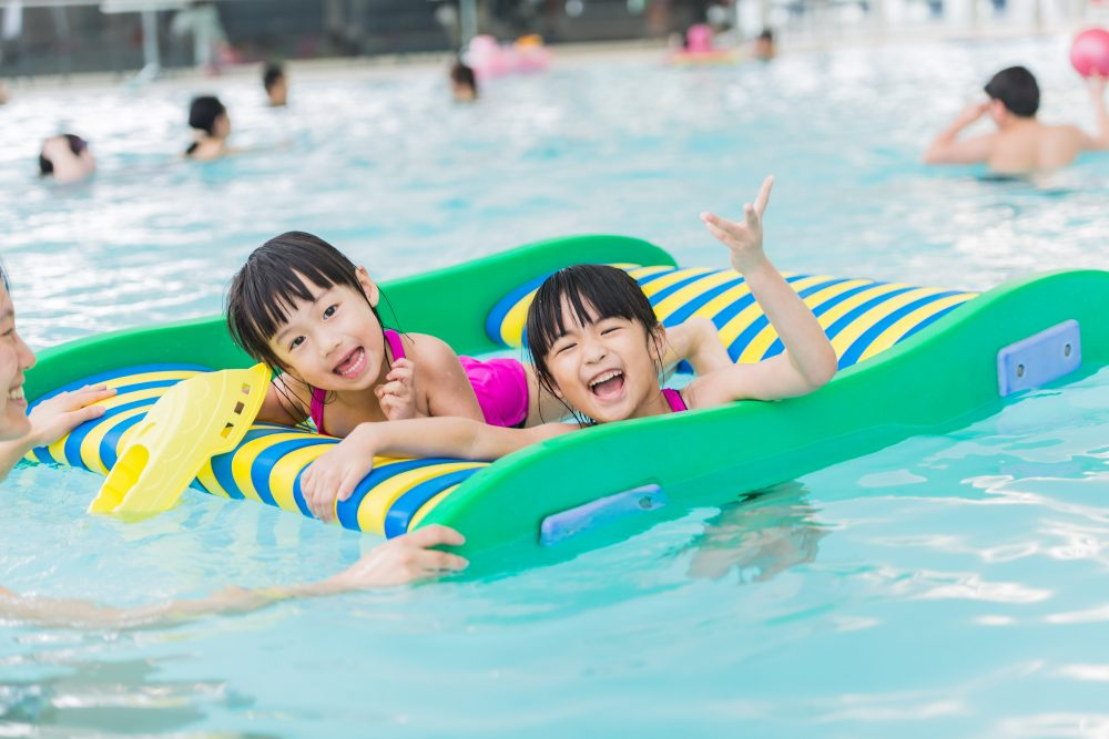 Aquatic Centre Birthday Parties