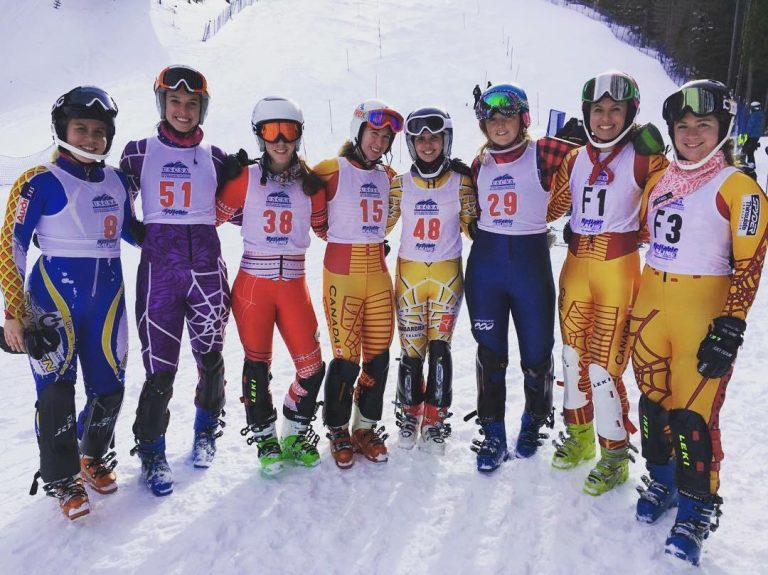 2015 UBC Thunderbirds Alpine Ski Sport Club