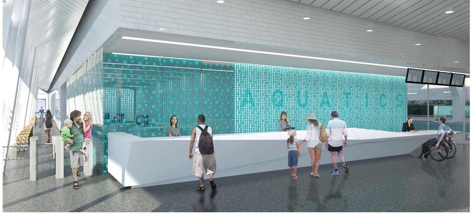New ubc aquatic centre construction updates ubc recreation for Pool design vancouver