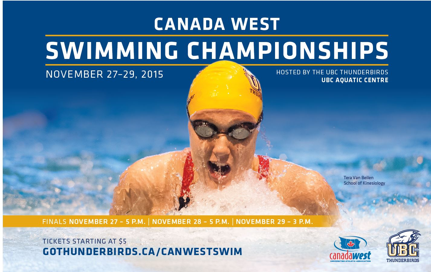 Canada west swimming championships ubc recreation - West vancouver swimming pool schedule ...