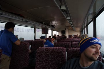 TSC_2016/17 Lacrosse_bus