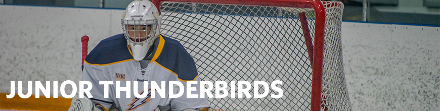 Junior Thunderbirds Spring Hockey