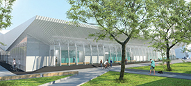 The New UBC Aquatic Centre - Opening January 2017