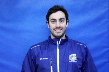 Adam Maglio UBC Thunder Spring Hockey