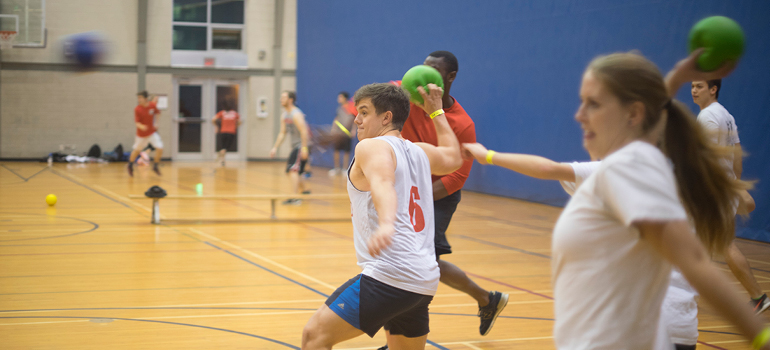 Dodgeball Derby | UBC Recreation