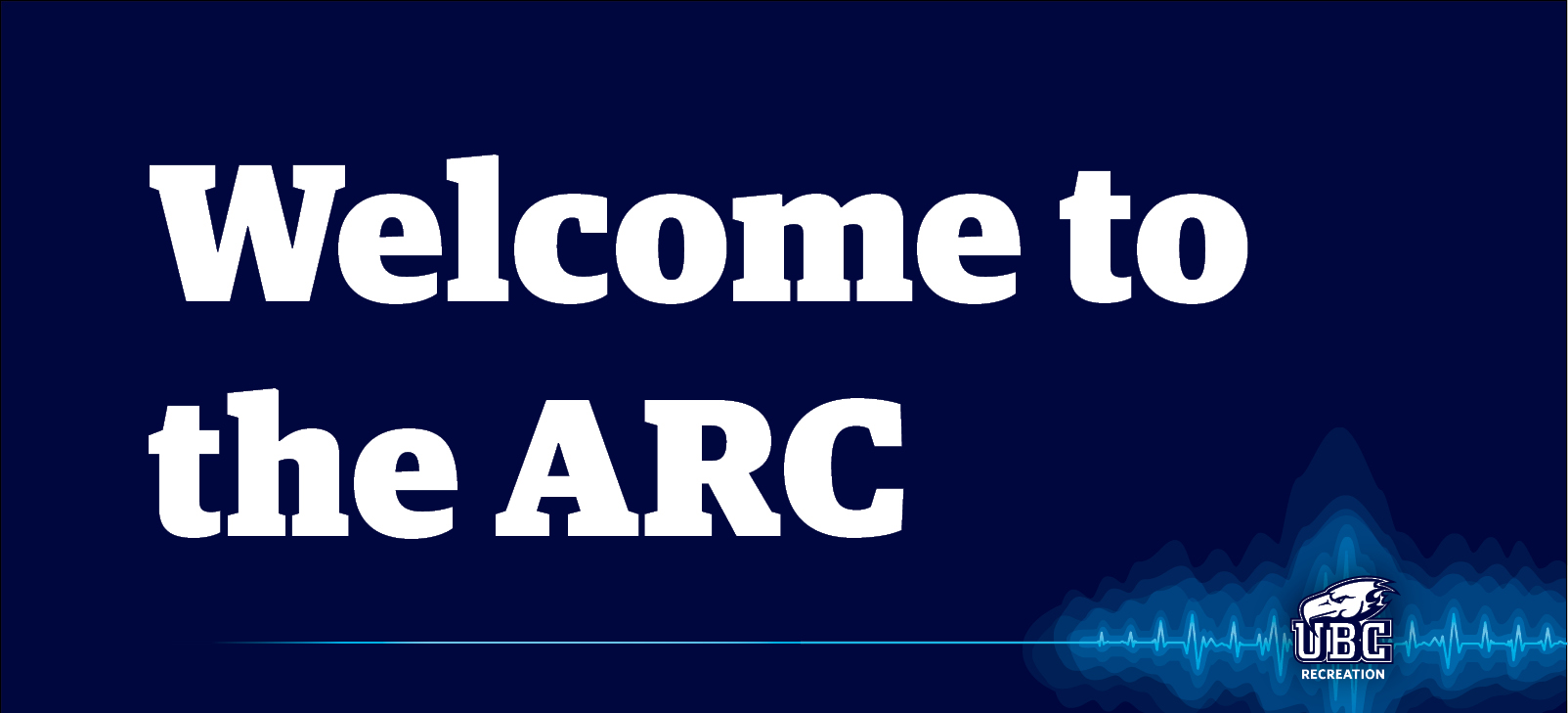 ARC Web Banner - Welcome to the ARC