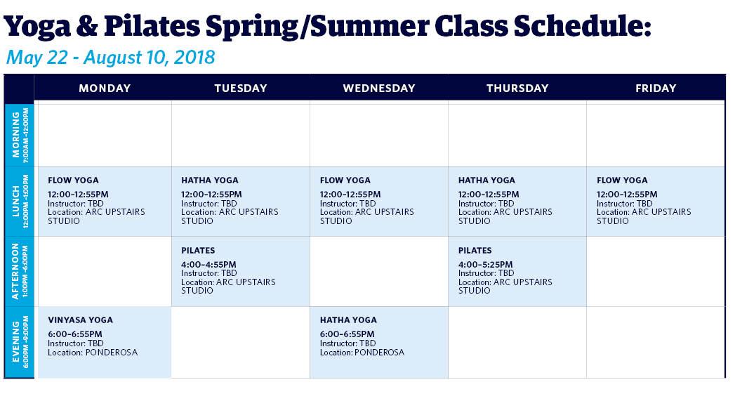 y yoga vancouver schedule