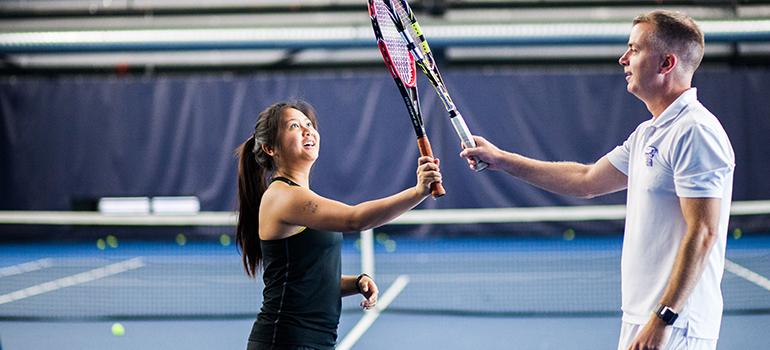 UBC Learn Tennis Programs