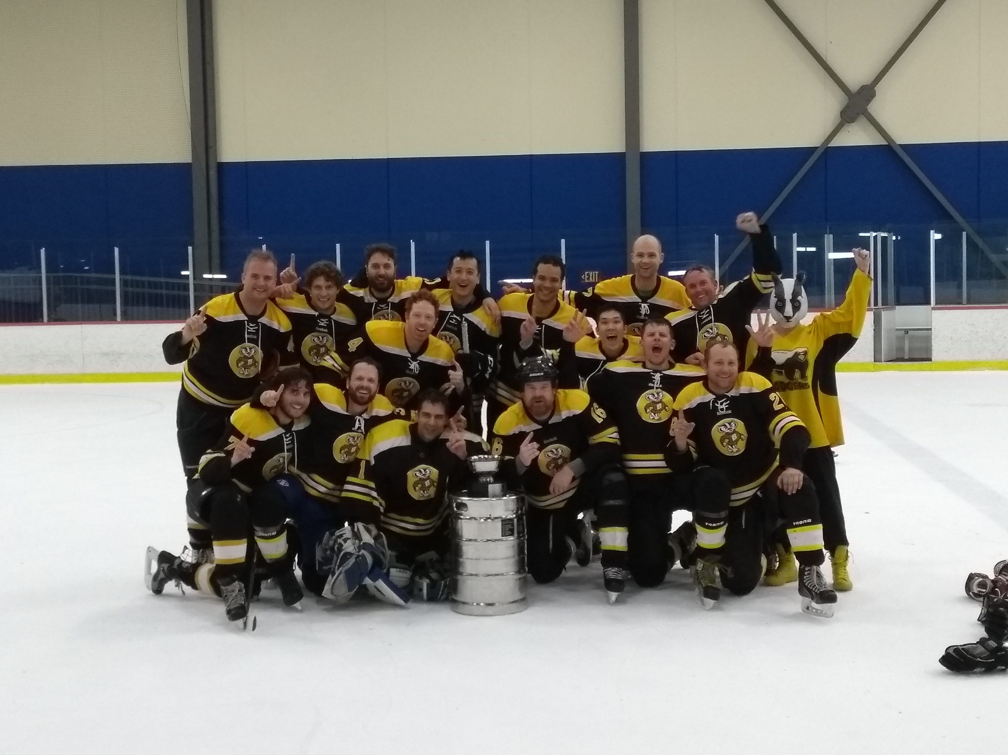 Thunderbird Adult Hockey League Ubc Recreation