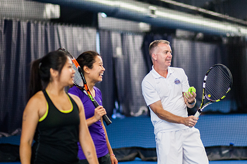 UBC Tennis Centre Open House
