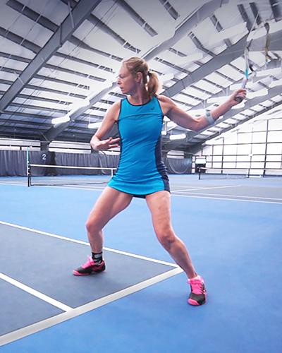 Dawn's Story | UBC Tennis Centre