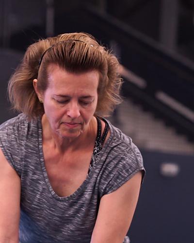 Karen's Story | UBC Tennis Centre