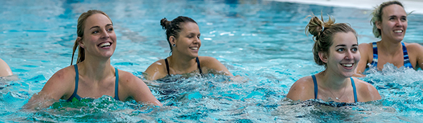 Aqua Bootcamp | Aqua Fitness at the UBC Aquatic Centre