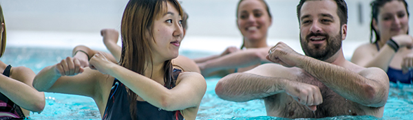 Aqua Zumba | Aqua Fitness at the UBC Aquatic Centre
