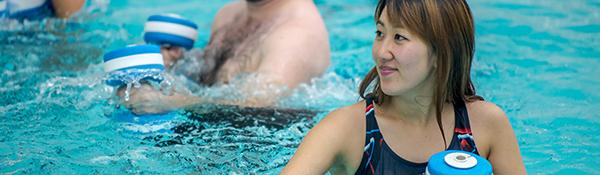 Circuit Aqua Fitness | Aqua Fitness at the UBC Aquatic Centre