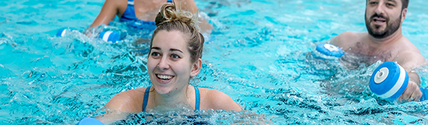Get Wet & Sweat | Aqua Fitness at the UBC Aquatic Centre