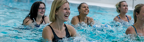 High Energy Aqua Fitness | Aqua Fitness at the UBC Aquatic Centre
