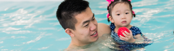 Parent and Baby Aquafit | Aqua Fitness at the UBC Aquatic Centre