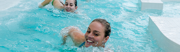 Water Running | Aqua Fitness at the UBC Aquatic Centre