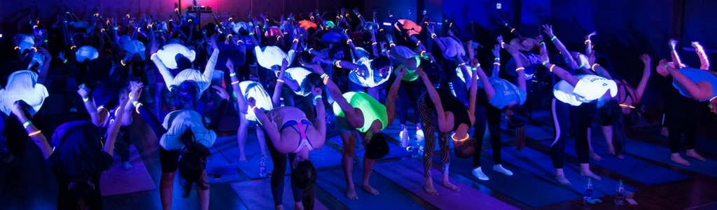 What is Yoga Rave? | UBC Recreation Intramurals