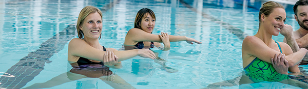 Aqua Therapy | Aqua Fitness at the UBC Aquatic Centre