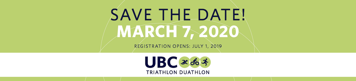UBC Tri Du | UBC Recreation