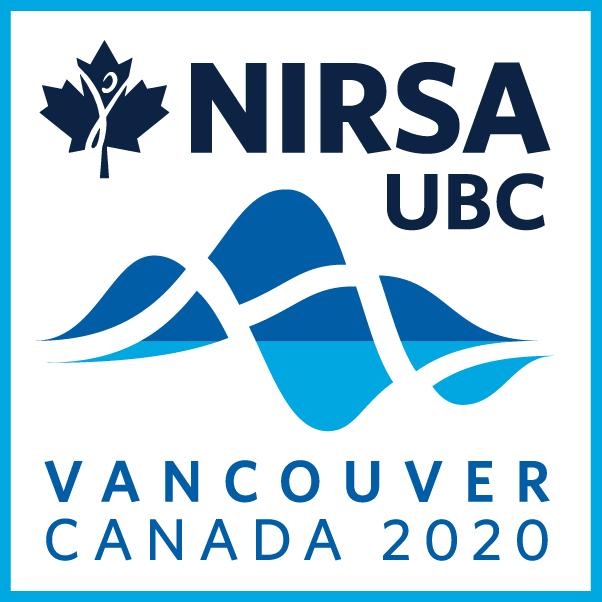 NIRSA Canada 2020 Logo