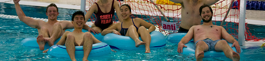 Inner Tube Water Polo Intramural League | UBC Recreation