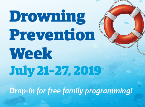 Drowning Prevention Week UBC Aquatic Centre