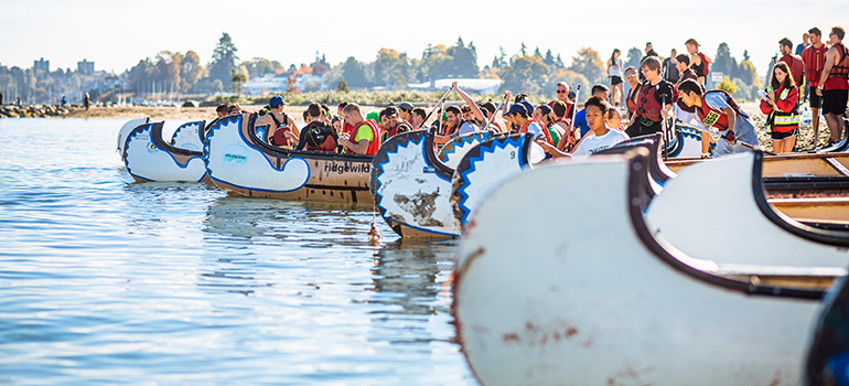 Day of the Longboat Start
