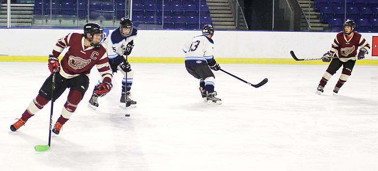 Intramural hockey