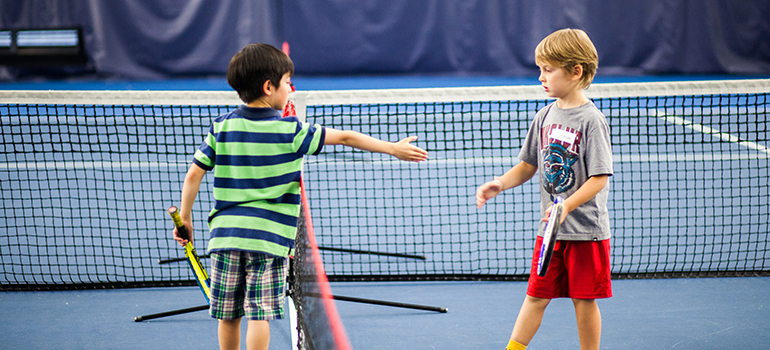 Youth Tennis Program